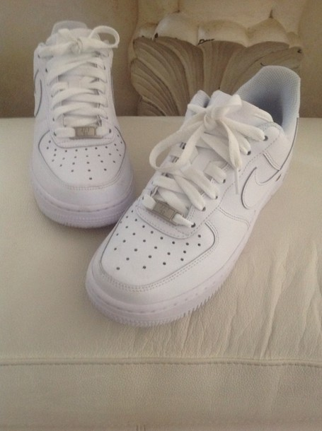 shoes white airforce1