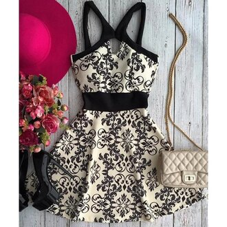 dress rose wholesale black and white