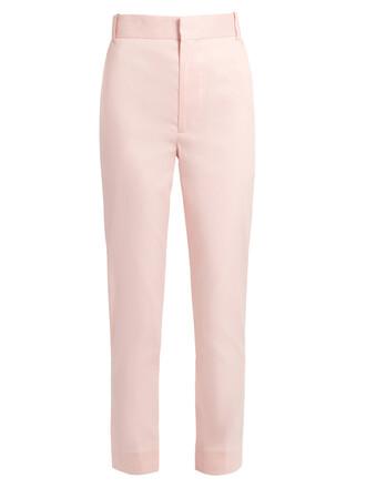 light pink light pink pants