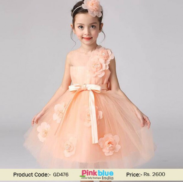 129573a31df dress baby girl baby dress kids dress toddler dress birthday outfits  birthday party dresses for girls