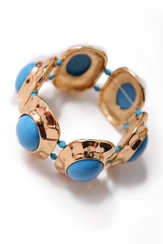 jewels fashion bracelets style blog blogger tones stones