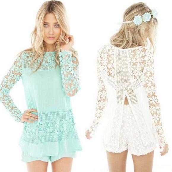 cloth blouse