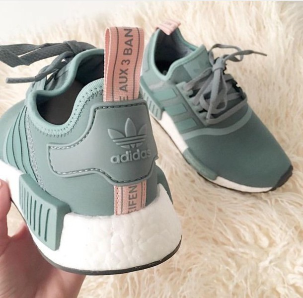 really comfortable casual shoes first rate Buy adidas nmd r1 womens Green > OFF60% Discounted