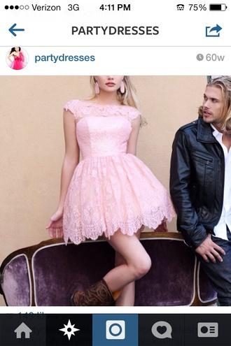 dress pretty pink