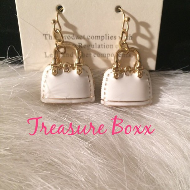 jewels hook earrings earrings bag clutch