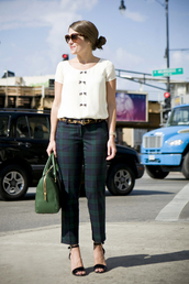 sequins and stripes,belt,jewels,bag,sunglasses