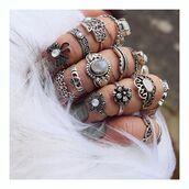 jewels,cherry diva,925 silver,mystic,magical,knuckle ring,ring,silver,silver ring,silver jewelry,sterling silver rings,boho jewelry,boho,boho chic,boho dress,faux fur,thumb ring