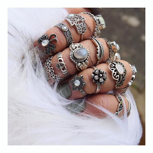 Magical Ring Knuckle
