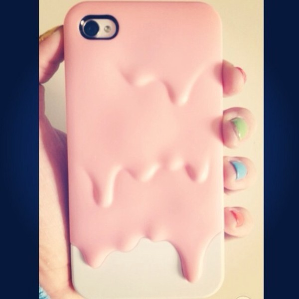 jewels iphone case iphone cover iphone case cute iphone 4 case pretty pink phone cover