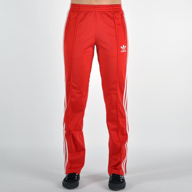 Pantalon Adidas Firebird Rouge Femme à 49 4bac73062f5