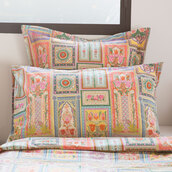 home accessory,bedroom,bedding,mandala,paisley,boho decor,floral,pillow,pillow cover