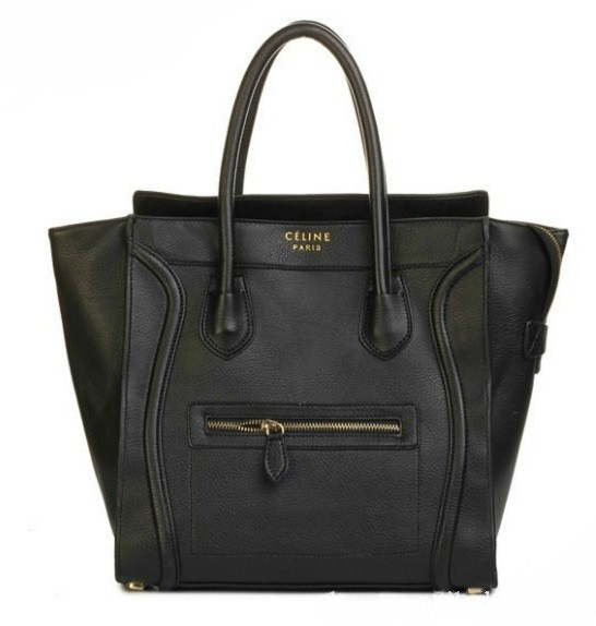 Celine boston black