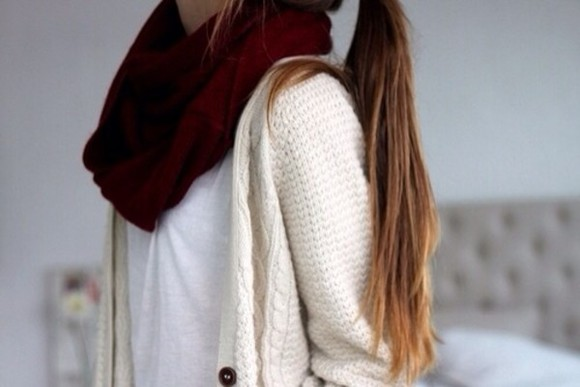 knitted cardigan cream jacket