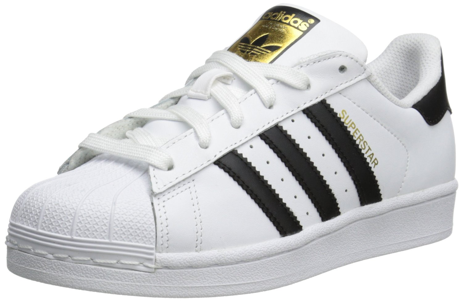 Adidas Faux Leather Shoes