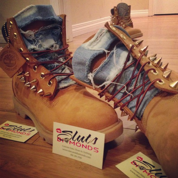 shoes tan timberland boots brown