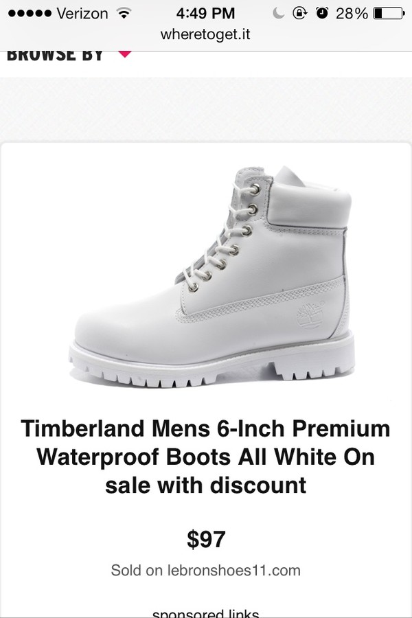 shoes all white everything timberland boots