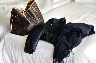 bag leather bag brown leather bag