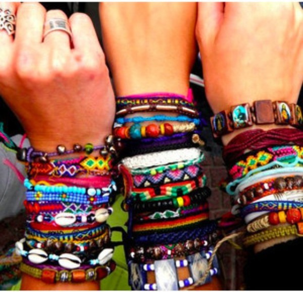 jewels ibiza colorful beach summer sun pretty bracelets