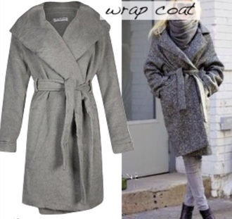 coat waterfall coat black wool camel
