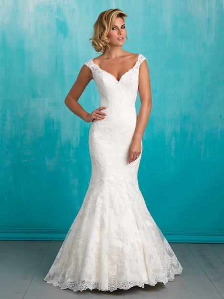Dress Lace Wedding With Sleeves Backless Dresses Cheap