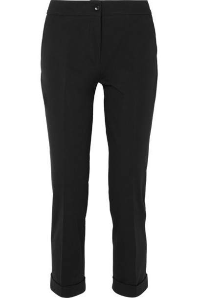 ETRO pants cotton black