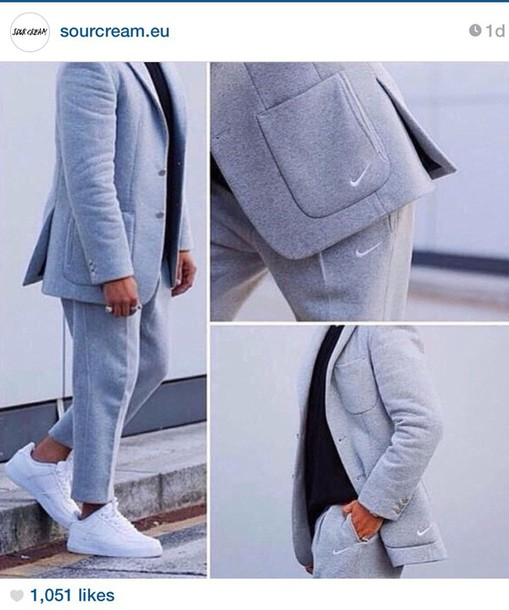 28b06b34b190 grey nike sweatsuit