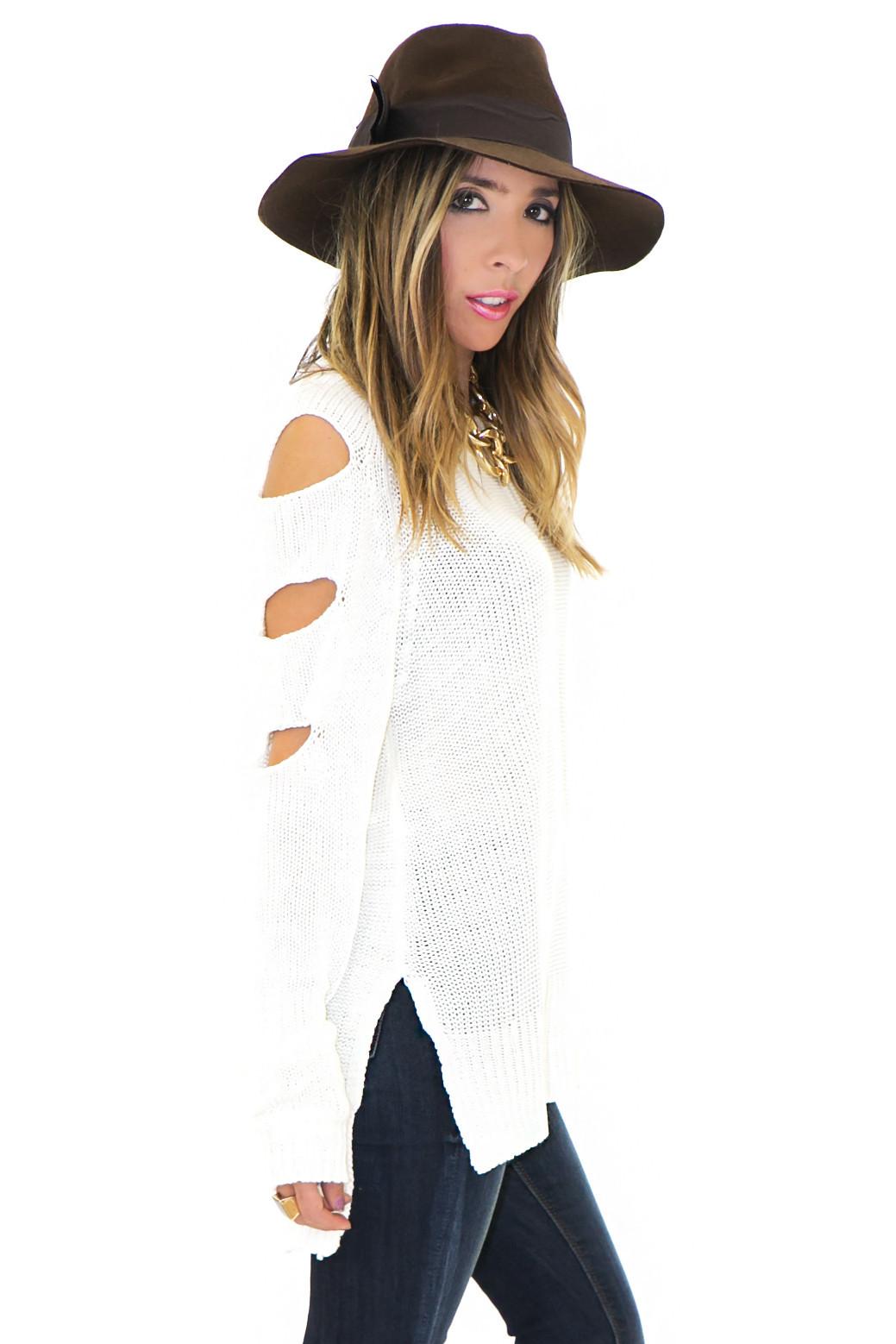 Nina chiffon blouse