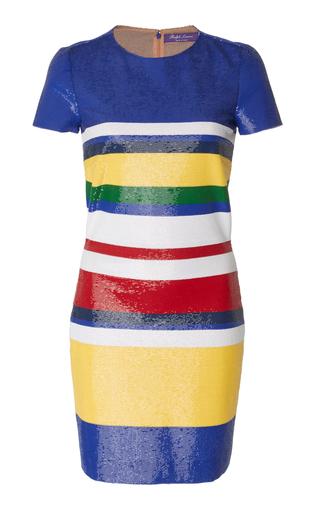Beaded Cady Dress | Moda Operandi