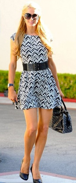 dress paris hilton shoes