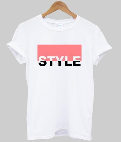 style tshirt