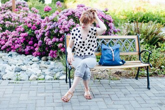 eleonore bridge blogger shorts