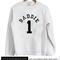 Baddie 1 sweatshirt