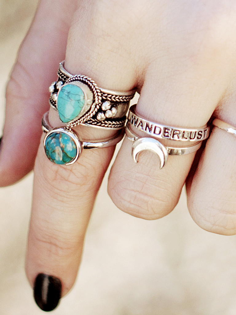 Wanderlust Ring – Shop Dixi