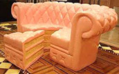 couch,cute,cake,home accessory,sofa