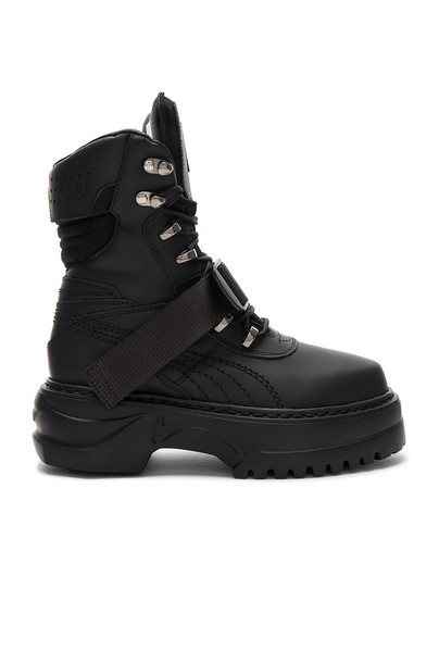 Fenty by Puma boot black shoes