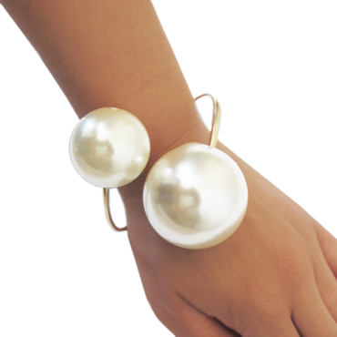 Double pearl bracelet by jewelry&beyond