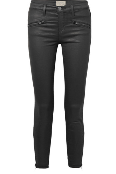 Current/Elliott jeans skinny jeans black