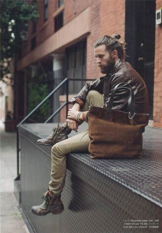 jacket leather jacket clothes leather bag shoes