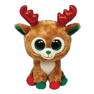 stuffed animal deer holiday home decor christmas holiday gift