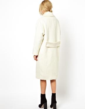ASOS | ASOS Vintage Style Cocoon Coat at ASOS