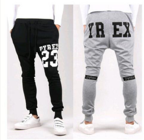 Hip hop joggers / sweatpants