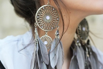 jewels earrings dreamcatcher dreamcatcher earrings dream catcher earrings