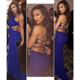 dress cross dress bodycon dress beautiful mermaid dress prom dress