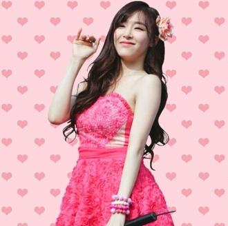 dress tiffany kpop