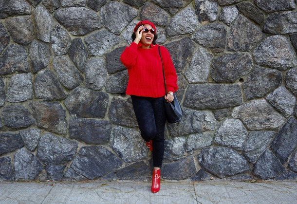 closetconfections blogger coat sweater jewels leggings bag sunglasses shoes