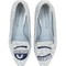 20mm sequined flirting eyes loafers