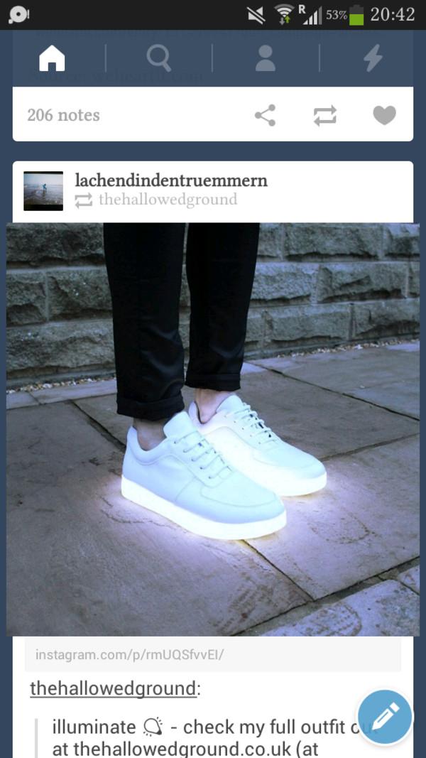 adidas light shiny shoes