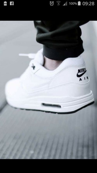 shoes nike air white shoes