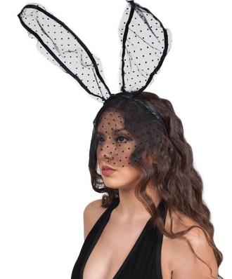 hair accessory headband bunny ears bunny