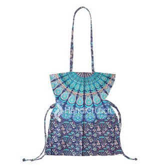 bag handbag bucket bag